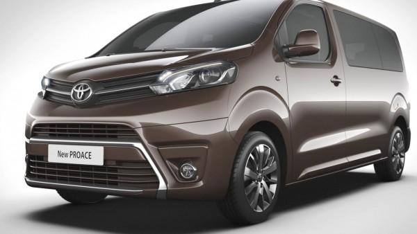 Toyota new Reveal