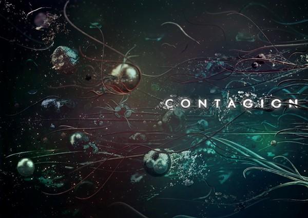 CONTAGIOUS ALBUM COVER