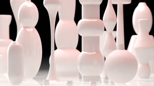 1000 Vases