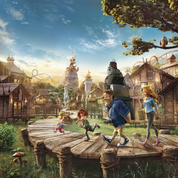 Park Asterix