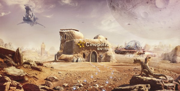 Cinepolis Star Wars
