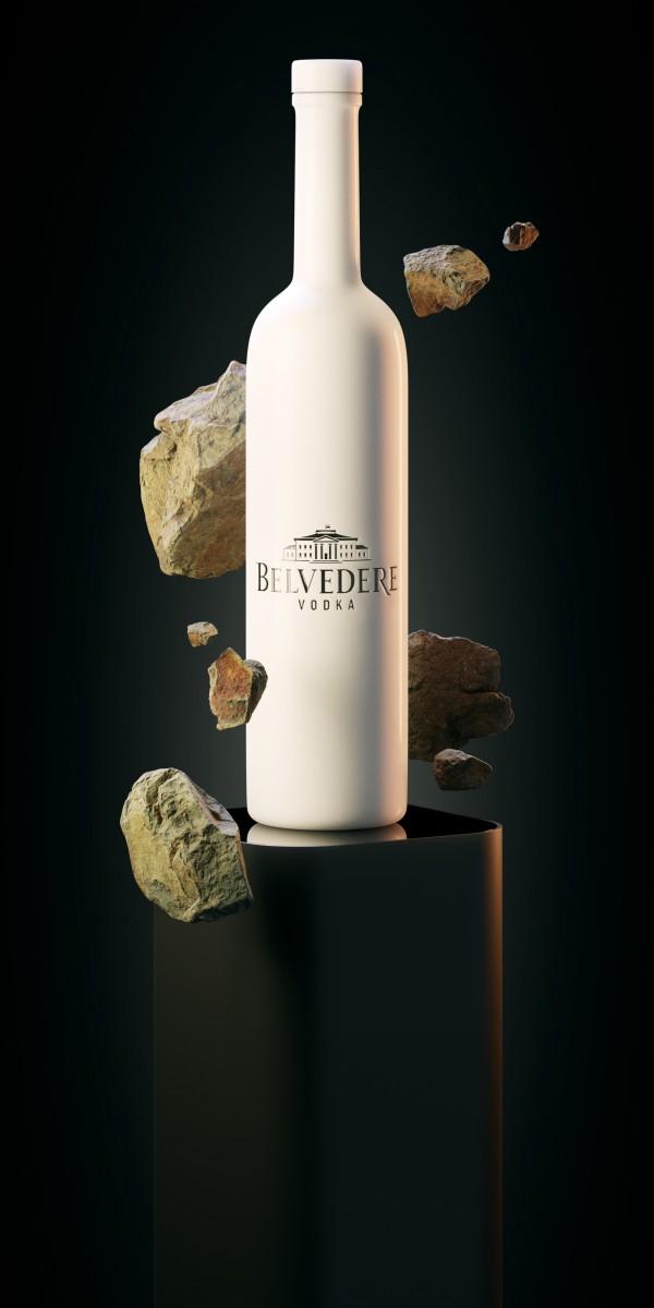 Still Life Bottle