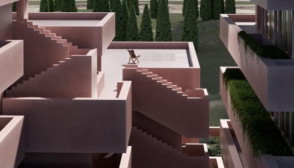 Ricardo Bofill Taller the Arquitectura