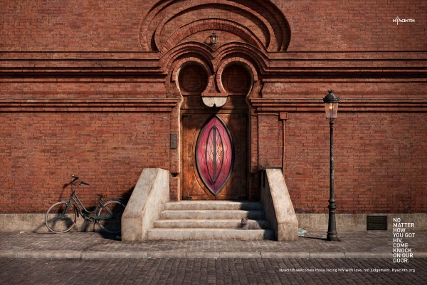 Hyacinth Doors